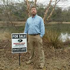 Darren Blackmon : Mossy Oak Properties Alabama Land Crafters
