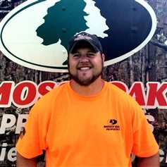 Paul Braun @ Mossy Oak Properties of Wisconsin - Princeton