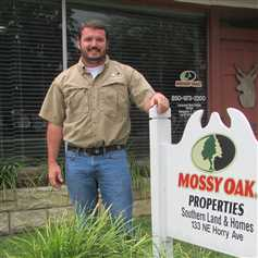 Ben Jones : Mossy Oak Properties Southern Land and Homes