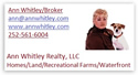 Ann Whitley Realty, LLC