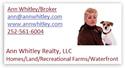 Ann Whitley Realty, LLC