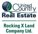 United Country - Rocking X Land Company Ltd.