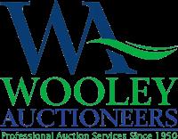 Brad Wooley @ Wooley Auctioneers