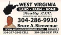 WV Land Farm & Home Realty LLC