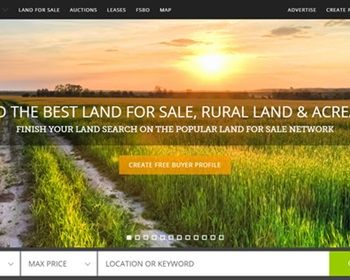 A Land Search Experience Like Never Before – the New LANDFLIP is Here