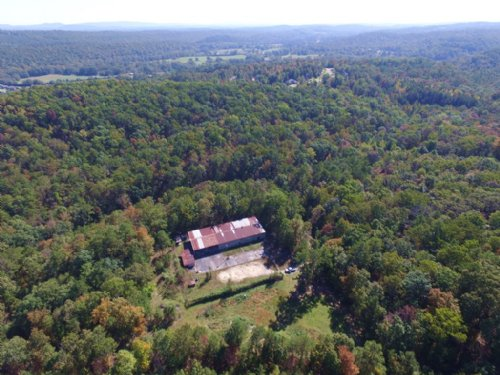 100+/- Acres - 6,000+/- Building : Springville : Saint Clair County : Alabama