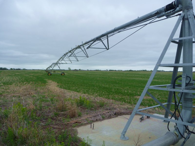 Holt County Irrigated 280 Acre Farm : O'Neill : Holt County : Nebraska