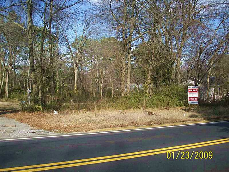0.597 +/- Acre Industrial Lot : Cartersville : Bartow County : Georgia