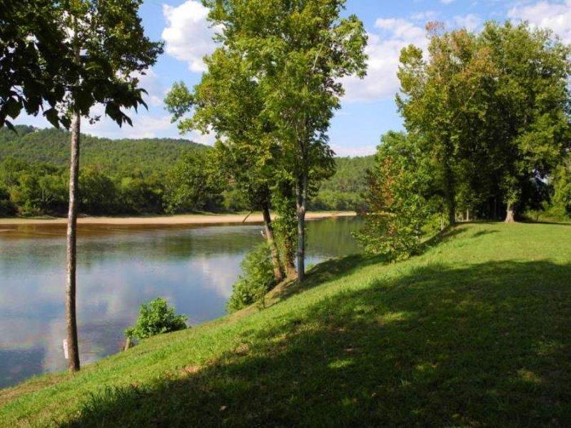 On The White River & Already Perked : Mountain View : Stone County : Arkansas
