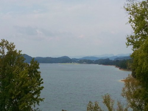 Cherokee Lake Front Lot : Russellville : Hamblen County : Tennessee