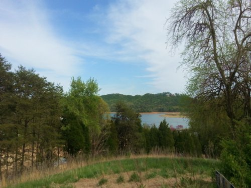 Seasonal Lake Front Lot : Bean Station : Grainger County : Tennessee