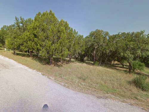 Vacant Residential Lot For Sale : Horseshoe Bay : Llano County : Texas