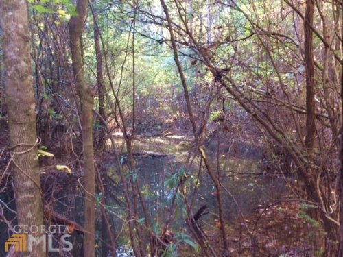 70 + Acres With Water : Loganville : Walton County : Georgia