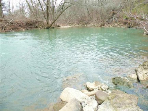 531 Acres +/- River Frontage Land : Marshall : Searcy County : Arkansas