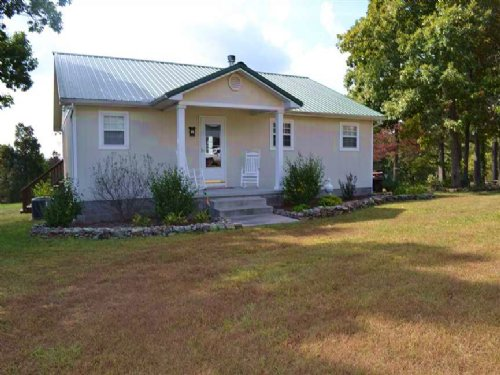 140 Acres +/- And Cabin : Marshall : Searcy County : Arkansas