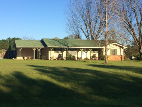 3 Bedroom Home On 24 Acres : Luverne : Crenshaw County : Alabama