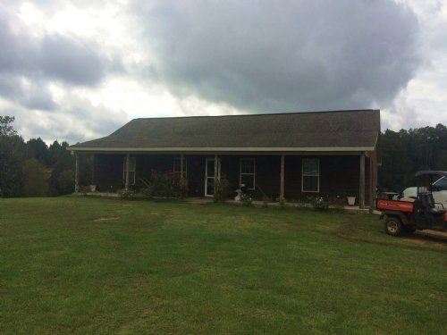 3 Bedroom Home On 23 Ac W/ Lake : Rutledge : Crenshaw County : Alabama