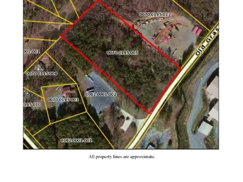 6.09 +/- Acres Industrial Lot : Cartersville : Bartow County : Georgia