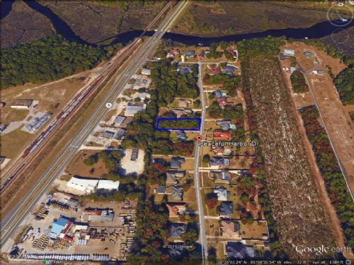 Peaceful Harbor Lot 27 : Jacksonville : Duval County : Florida