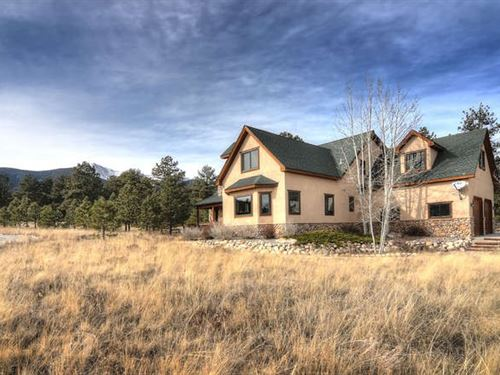 2852977 - Timeless & Tranquil : Nathrop : Chaffee County : Colorado