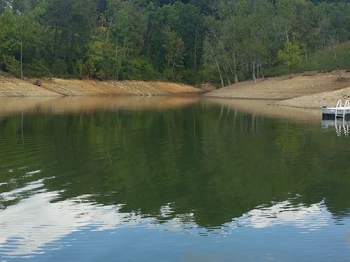 Lake Front Lot In Stonebridge : Dandridge : Jefferson County : Tennessee