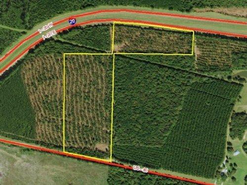 50 Acre Prime Development Land : Lake : Newton County : Mississippi