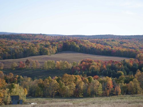 Farmland Former Dairy Farm 257 Acre : Wawarsing : Ulster County : New York