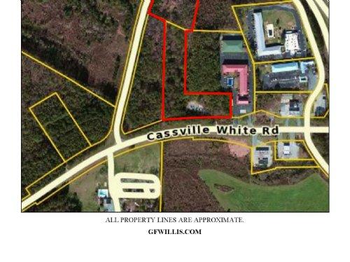 7.7425 +/- Commercial Acres : Cartersville : Bartow County : Georgia