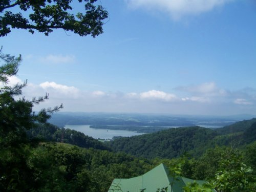 Building Lot With Lake Views : Mooresburg : Hawkins County : Tennessee