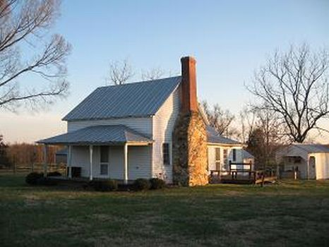 H Wright Tract : Burlington : Alamance County : North Carolina