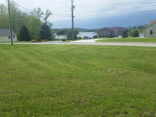 Lake View Building Lot : Rutledge : Grainger County : Tennessee