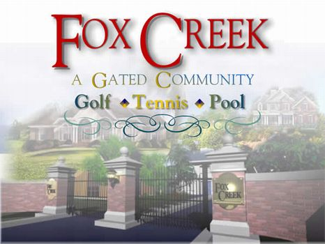 Fox Creek : Gray : Jones County : Georgia