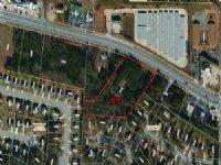 3.7 Acre Commercial Tract : Jonesboro : Clayton County : Georgia