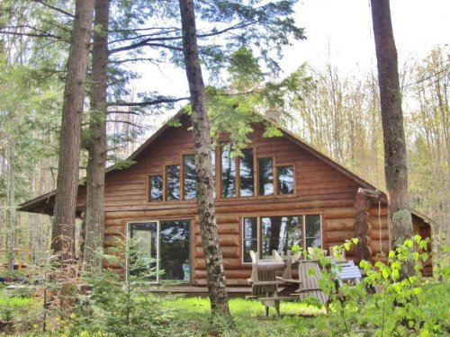 Island Lake Retreat 171 Acres : Hurley : Iron County : Wisconsin