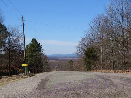 4.34 Ml Acre Homesite : Bigelow : Perry County : Arkansas