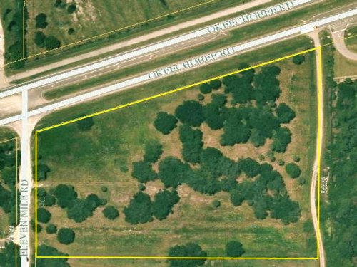 6.8ac Vacant Corner Parcel : Fort Pierce : St. Lucie County : Florida