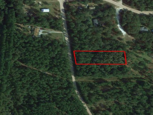 1.2 Acre Lot 3 Miles N Of Jasper : Jasper : Hamilton County : Florida