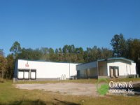 28,000 Sf Blueberry Packing House : Hawthorne : Alachua County : Florida