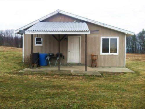 Cabin All Amenities Ponds 73 Acres : Savona : Steuben County : New York