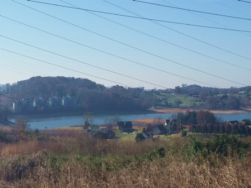 23.21 Ac Overlooking Cherokee Lake : Bean Station : Grainger County : Tennessee