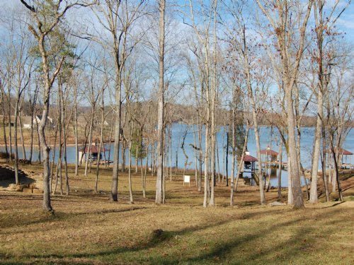 Beautiful Lake Lot On Watts Bar : Spring City : Rhea County : Tennessee