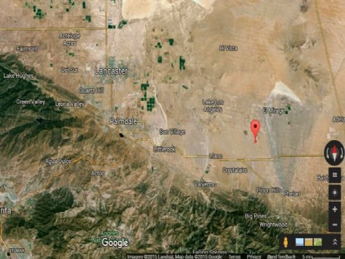 Residential Land In Palmdale : Palmdale : Los Angeles County : California