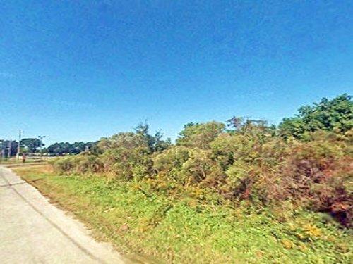 1/10th Acre Lot In Panama City : Panama City : Bay County : Florida