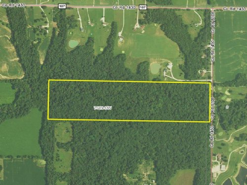 42 Acres Co Rd 1450 Randolph Co : Moberly : Randolph County : Missouri