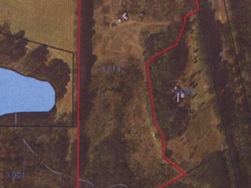 14 +/- Acres- Great Homesite : Troy : Pike County : Alabama