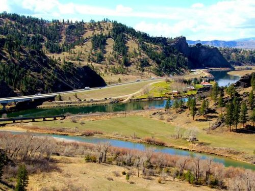 Dearborn River Parcel : Craig : Lewis And Clark County : Montana