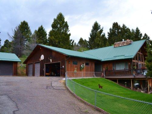 Lots 3, 4 & 5 : Ramsay : Silver Bow County : Montana