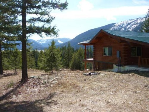 Cabins On 133 Acres : Troy : Lincoln County : Montana
