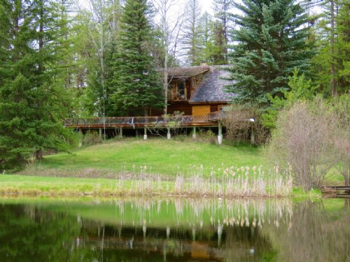 Wilderness Heritage Lodge : Condon : Missoula County : Montana