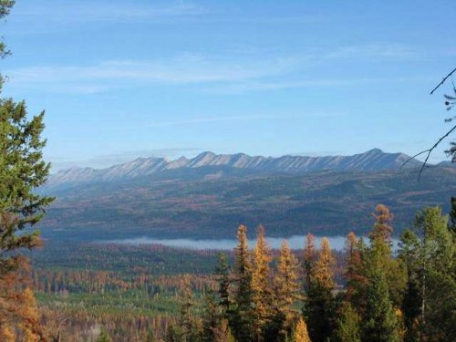 Showcasing The Swan Mountains : Seeley Lake : Missoula County : Montana